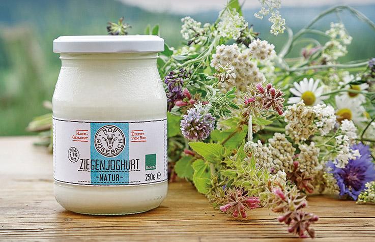 Joghurt natur - Hof Roesebach